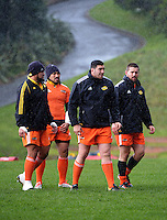 150623 Super Rugby - Hurricanes Training