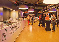 15-sept.-2013,Netherlands, Groningen,  Martini Plaza, Tennis, DavisCup Netherlands-Austria, KNLTB lounge  <br /> Photo: Henk Koster