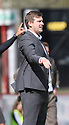 MK Dons manager Karl Robinson. Stevenage v MK Dons - npower League 1 -  Lamex Stadium, Stevenage - 27th April, 2013. © Kevin Coleman 2013. ..