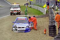 2002 British Touring Car Championship. #17 Tom Chilton (GBR). Barwell Motorsport. Vauxhall Astra Coupé.