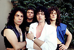 Dio 1983 Ronnie James Dio, Vinny Appice, Jimmy Bain, Viv Campbell....