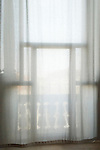 Window light looking out into Venice Italy 2009