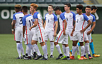 USMNT U-17 vs Chile, August 12, 2017