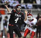 10/07/11 - Fullerton Ca. ; The Troy Warriors defeat the Savanna Rebels 35-7.