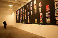 Istanbul Biennial 2009, Turkey: political posters from Lebanon