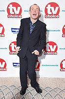 Lee Ridley<br /> at the TV Choice Awards 2018, Dorchester Hotel, London<br /> <br /> ©Ash Knotek  D3428  10/09/2018
