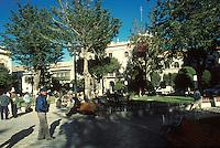 POTOSÍ-BOLIVIA-04-09-2007. Centro Histórico de la ciudad de Potosi en Bolivia. Historic Center of the city of Potosi in Bolivia. (Photo: VizzorImage)