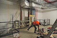 - Milano, cantiere della nuova linea 5 della metropolitana<br /> <br /> - Milan, construction site of the new subway line 5