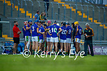 The Lixnaw team during the County Senior hurling Semi-Final between Kilmoyley and Lixnaw at Austin Stack park on Saturday evening.