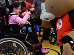 MARCH 10, 2020 - The first official Canadian Paralympic Team Mascot, Coda the Beaver, was announced at Centennial Public School and St. Clare Catholic School.