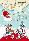 Isabella, CHRISTMAS SANTA, SNOWMAN, WEIHNACHTSMÄNNER, SCHNEEMÄNNER, PAPÁ NOEL, MUÑECOS DE NIEVE, paintings+++++,ITKE533215,#x#