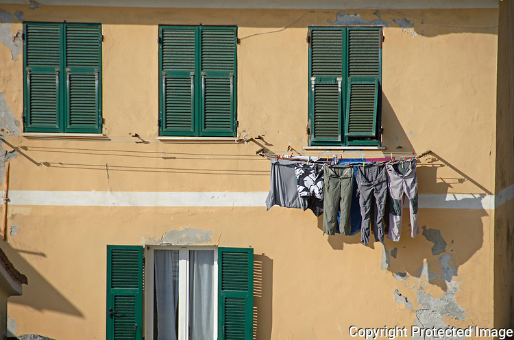 A classic view on small italian towns.