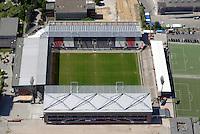 Millerntor Stadion: EUROPA, DEUTSCHLAND, HAMBURG, (EUROPE, GERMANY), 09.06.2013: Millerntor Stadion, FC St. Pauli Stadion