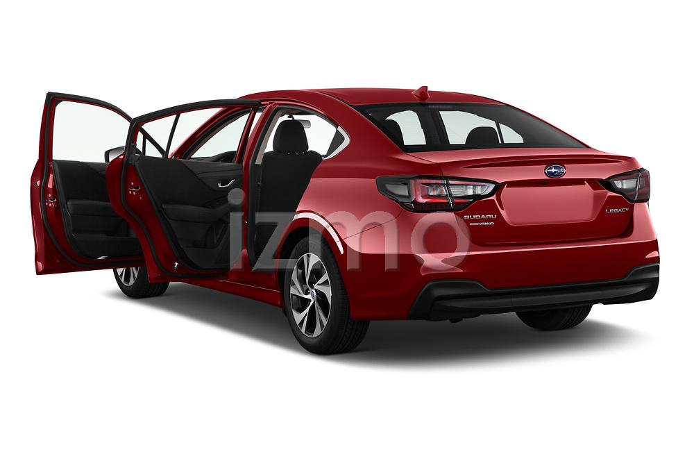 Car images of 2020 Subaru Legacy Premium 4 Door Sedan Doors