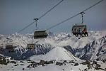 Ischgl Ski Area, Austria and Switzerland,