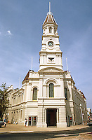 Fremantle: Town Hall, 1887. Grainger & D'Ebro. Photo '82.