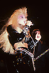 Dale Bozzio of MISSING PERSONS