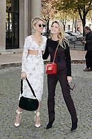 Caroline DAUR, Helena BORDON - Show MIU MIU Paris Fashion Week Womenswear Sring/Summer 2018 - 03/10/2017 - France