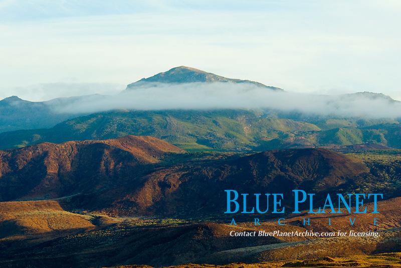 Socorro Island mountains, Revillagigedos, Mexico