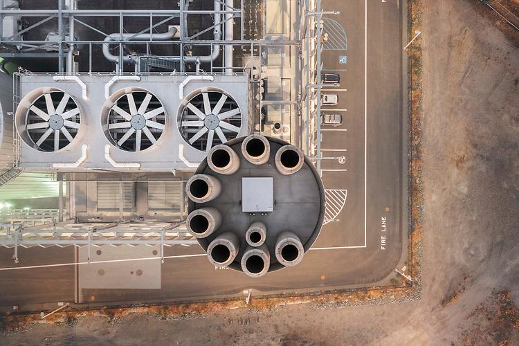 Harvard University District Energy Facility (DEF)   Leers Weinzapfel Associates