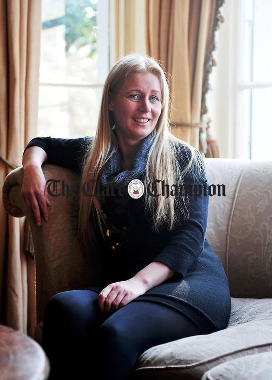 Ann Marie Bryan. Photograph by Declan Monaghan