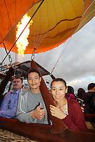20150731 31 July Hot Air Balloon Cairns