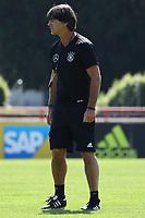 Bundestrainer Joachim Loew (Deutschland Germany) - 14.06.2017: Training der Deutschen Nationalmannschaft zur Vorbereitung auf den Confed Cup, Sportpark Kelsterbach