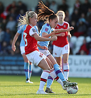 2019.10.27 Arsenal Women vs Manchester City Women
