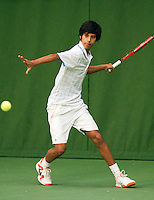 05-12-10, Tennis, Almere, Reaal WJC Masters,Fabian van der Lans