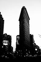 NEW YORK-NY-29-04-2012. Edificio Flatiron en la ciudad de   NuevaYork , abril 29 de 2012. Flatiron Building in the city of New York,April 29, 2012. (Photo: VizzorImage/Luis Ramirez)
