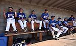 WNC - Alumni Baseball game 2013