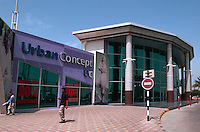 Vereinigte arabische Emirate (VAE, UAE), Ras-al-Khaimah, Einkaufszentrum Manar Mall
