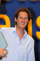 John Elkann, presidente FIAT GROUP