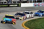 2017 Monster Energy NASCAR Cup Series<br /> STP 500<br /> Martinsville Speedway, Martinsville, VA USA<br /> Sunday 2 April 2017<br /> Kyle Busch, M&M's Toyota Camry<br /> World Copyright: Scott R LePage/LAT Images<br /> ref: Digital Image lepage-170402-mv-5292