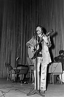Le chanteurTex Lecor<br /> , fevrier 1971<br /> <br /> Photographe : Jacques Thibault<br /> <br /> <br /> - Agence Quebec Presse
