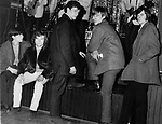 Them 1965 Van Morrison (2nd from left)<br /> © Chris Walter