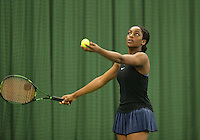 Rotterdam, The Netherlands, March 11, 2016,  TV Victoria, , NOJK 12/16 years, Sylvia Okafor<br /> Photo: Tennisimages/Henk Koster
