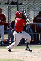 Alberto Diaz - Arizona Diamondbacks - 2009 spring training.Photo by:  Bill Mitchell/Four Seam Images