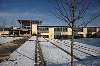 PS Upper School Building