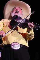 06 July 2020 - Country music and southern rock legend Charlie Daniels has passed away after suffering a stroke. The Grand Ole Opry member and Country Music Hall of Famer was 83. File Photo: August 15, 2008 - Alpharetta, GA - Charlie Daniels performed at the Charlie Daniels Volunteer Jam at Verizon Wireless Amphitheater. Photo Credit: Dan Harr/AdMedia