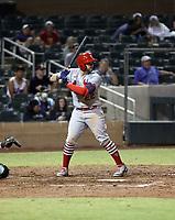 Juan Yepez - Glendale Desert Dogs - 2021 Arizona Fall League (Bill Mitchell)