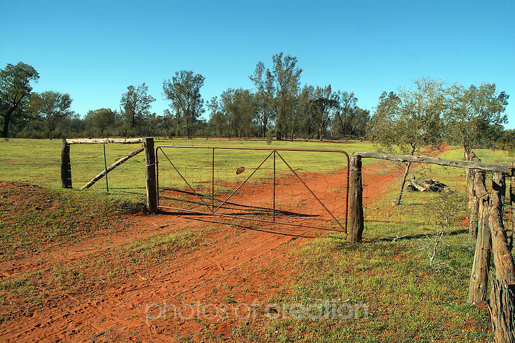 The Farm Gate. Back of Bourke NSW