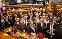 Gateley's Christmas drinks at All Bar One