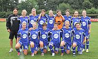 2012.08.25 Cerkelladies - AA Gent Ladies