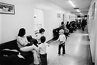 ARCHIVE -<br /> General Hospital ,<br /> Mars 1973<br /> <br /> Photo : Agence Quebec Presse  - Alain Renaud