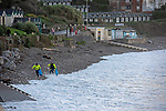 Langland Bay, Swansea, UK, 2nd November 2020<br />