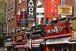 Brick Lane restaurants food London E1. Tower Hamlets.