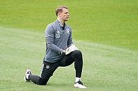 Manuel Neuer (Deutschland Germany) - Seefeld 05.06.2021: Trainingslager der Deutschen Nationalmannschaft zur EM-Vorbereitung