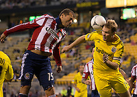 Columbus Crew vs Chivas USA, September 19, 2012