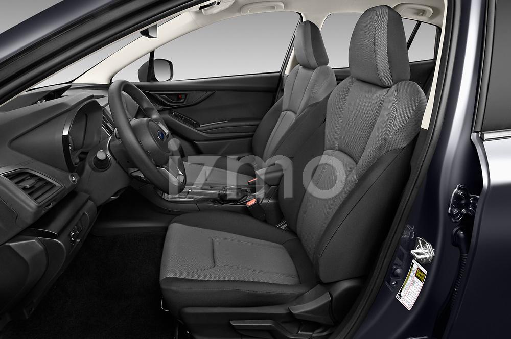 Front seat view of 2021 Subaru Impreza - 5 Door Hatchback Front Seat  car photos